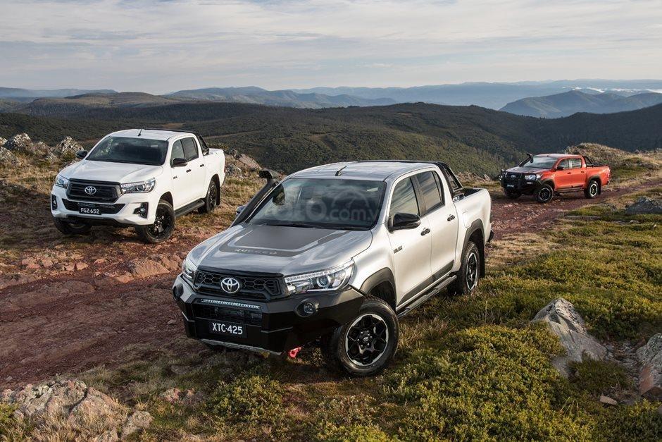 Top 10 xe bán chạy nhất tháng 4 năm 2019 tại Úc: Toyota Hilux cùng Corolla lúc nhúc đầy đường