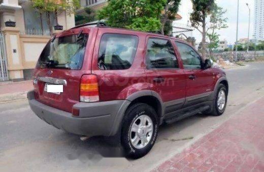 Bán xe Ford Escape mode 2002, giá chỉ 180tr, màu đỏ, nhập khẩu nguyên chiếc, 0931920739-0