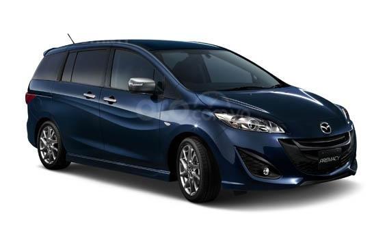 Xe Mazda Premacy
