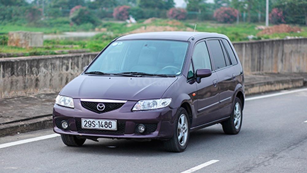 Đánh giá xe Mazda Premacy