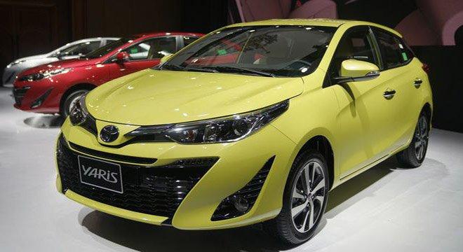 Giá xe Toyota Yaris 2019 cập nhật mới nhất trên thị trường