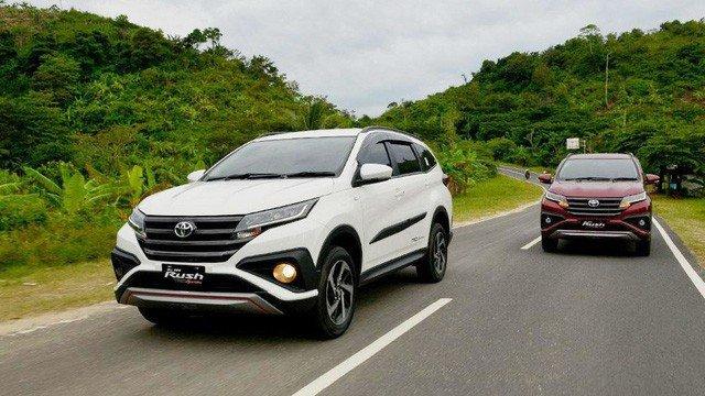 Toyota Rush 2019 hiện tại có giá bao nhiêu trên thị trường?