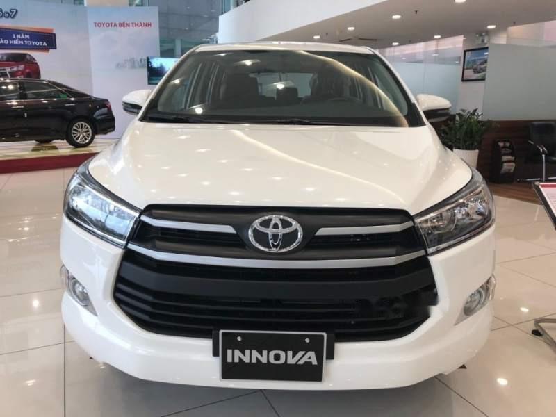 Bán Toyota Innova sản xuất năm 2019, màu xám, 730 triệu-0