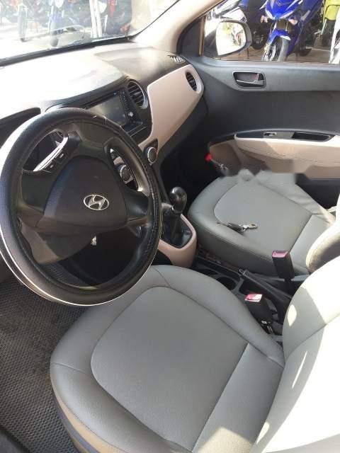 Bán Hyundai Grand i10 đời 2016, màu trắng, nhập khẩu  -4