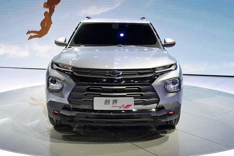 Chevrolet Tracker 2019 ra mắt thị trường Trung Quốc với giá 346 triệu a12