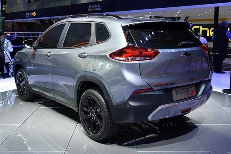 Chevrolet Tracker 2019 ra mắt thị trường Trung Quốc với giá 346 triệu a3