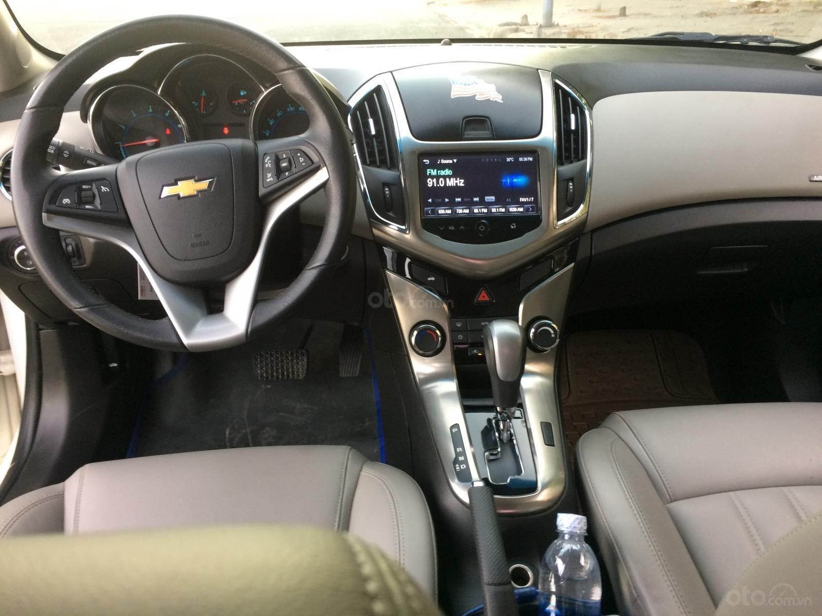 Bán Chevrolet Cruze 2015 LTZ, gia đình dùng kỹ-4