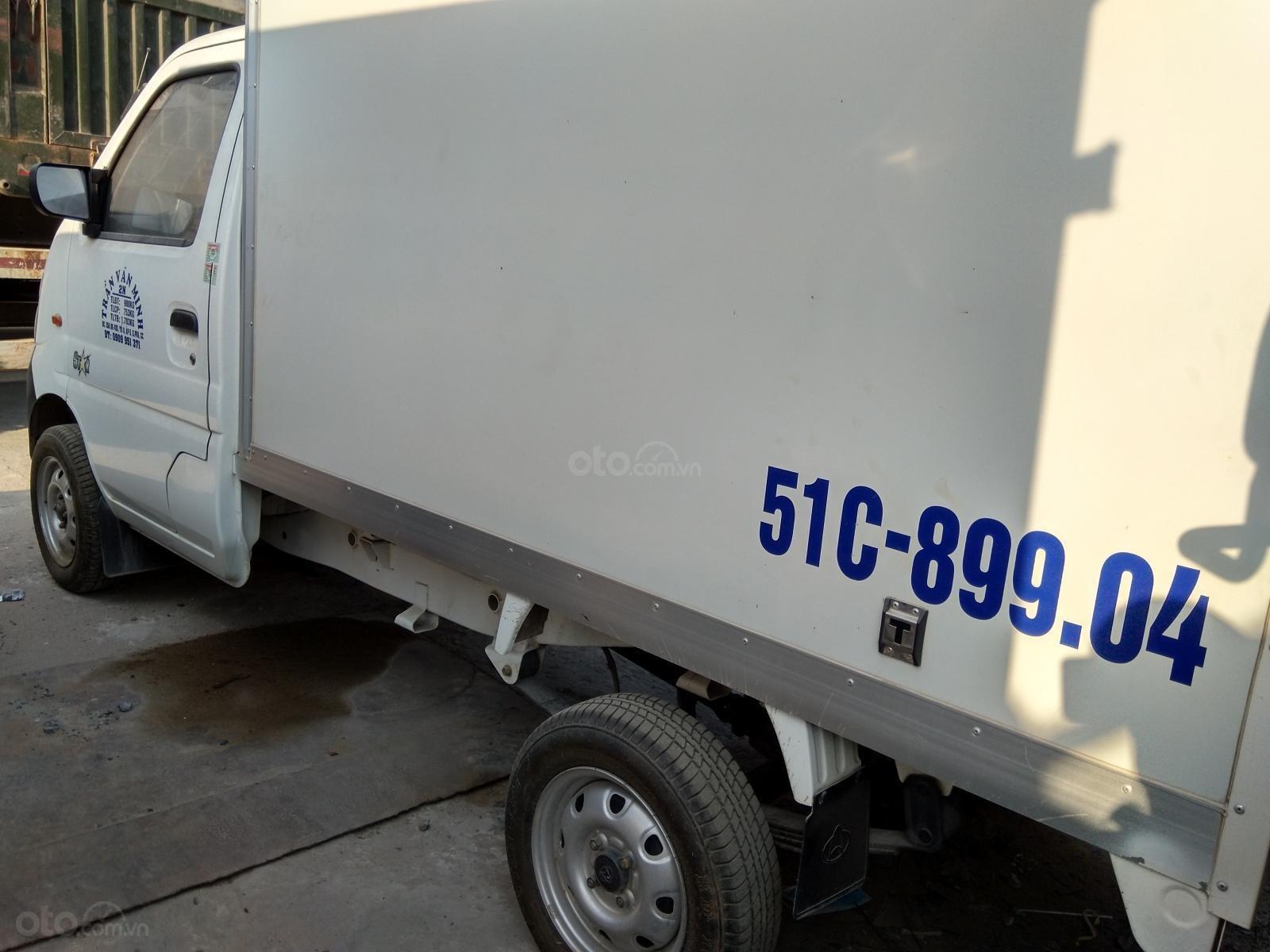 Cần bán Changan 750kg sx 2016, màu trắng (4)