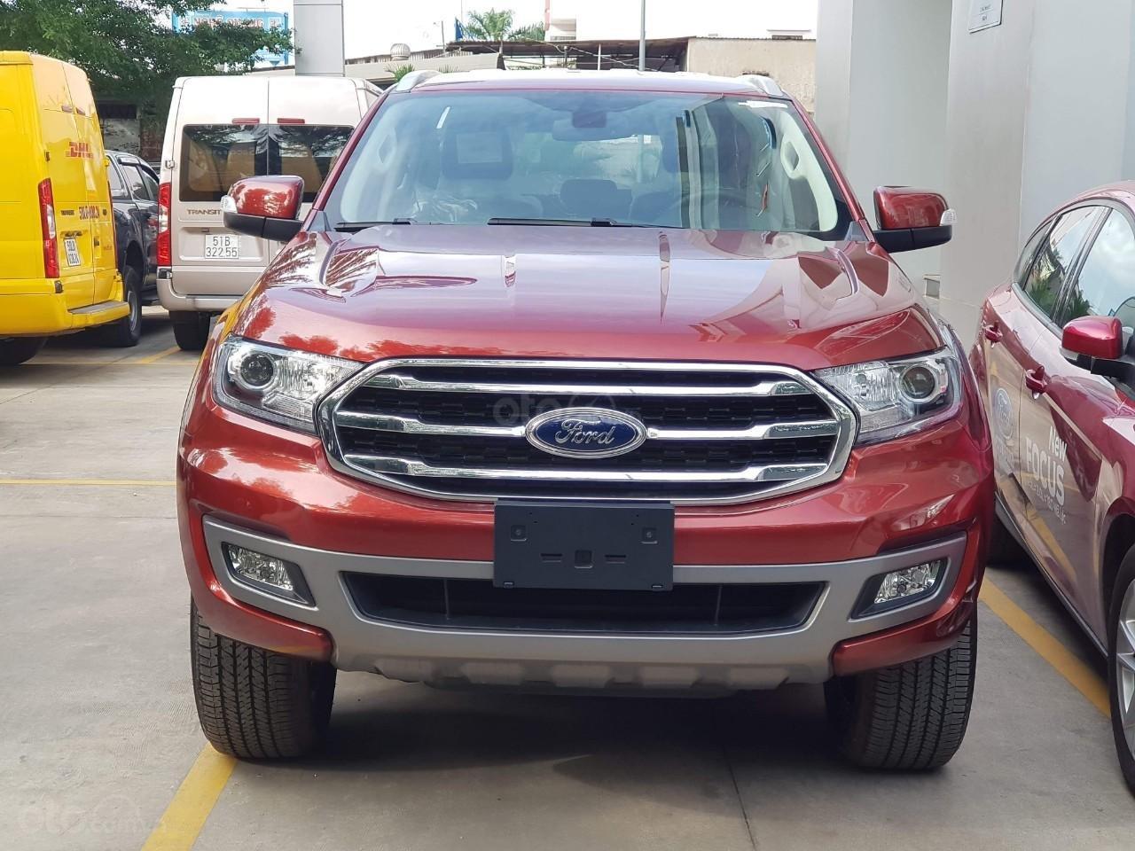 Ford Everest Titanium 2.0L AT 2019 - Đủ màu - Tặng quà có giá trị-0