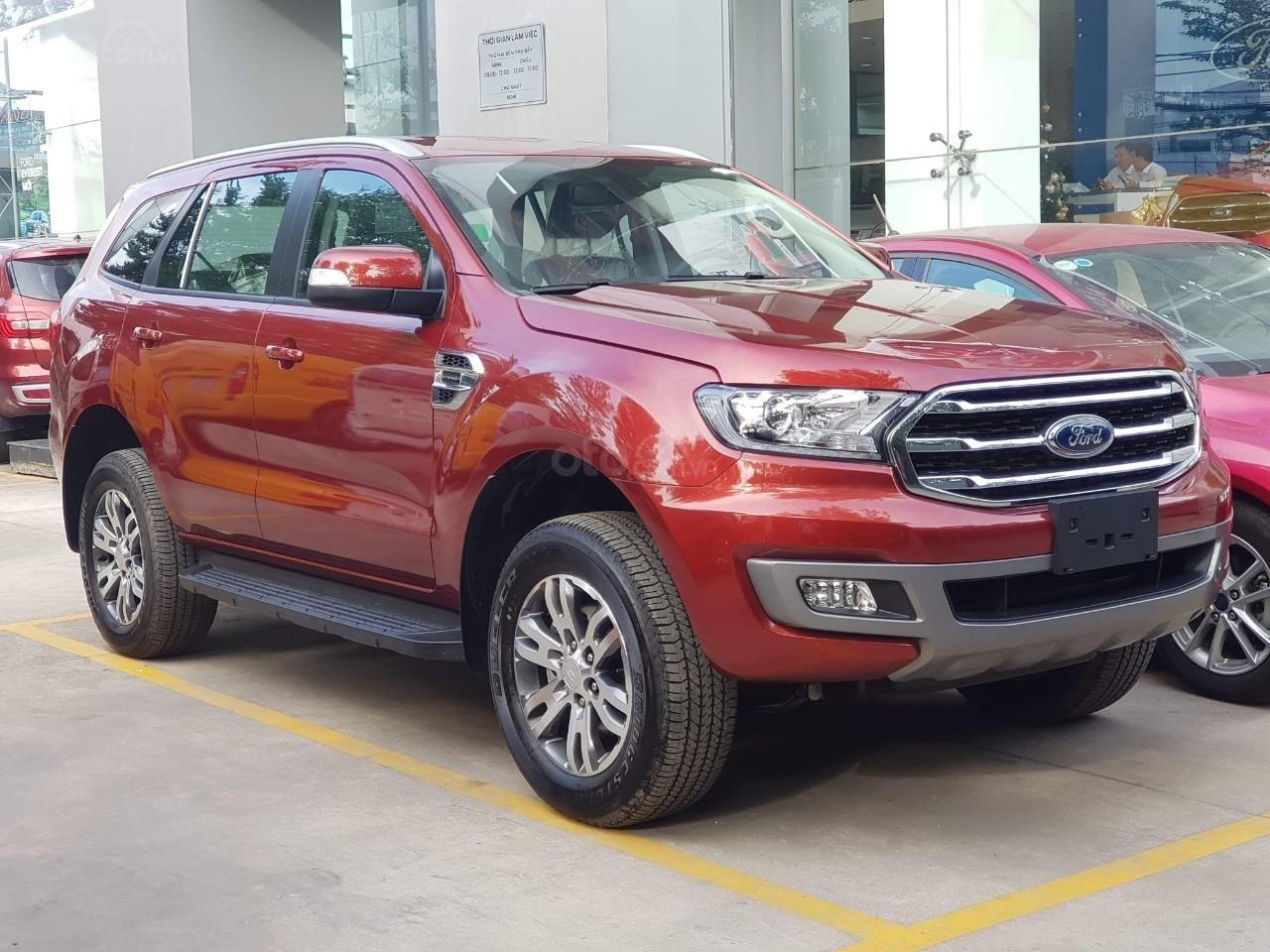 Ford Everest Titanium 2.0L AT 2019 - Đủ màu - Tặng quà có giá trị-3