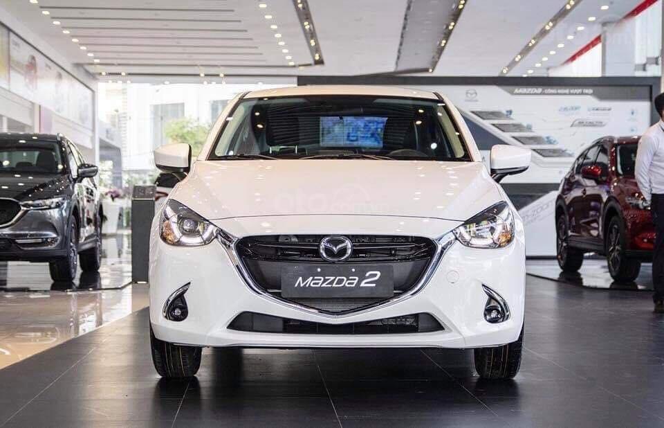 Mazda 2 nhập Thái 100% - Quà tặng hấp dẫn tháng 05 - giao xe tận nhà - LH 0975599318 giá tốt nhất HCM-3