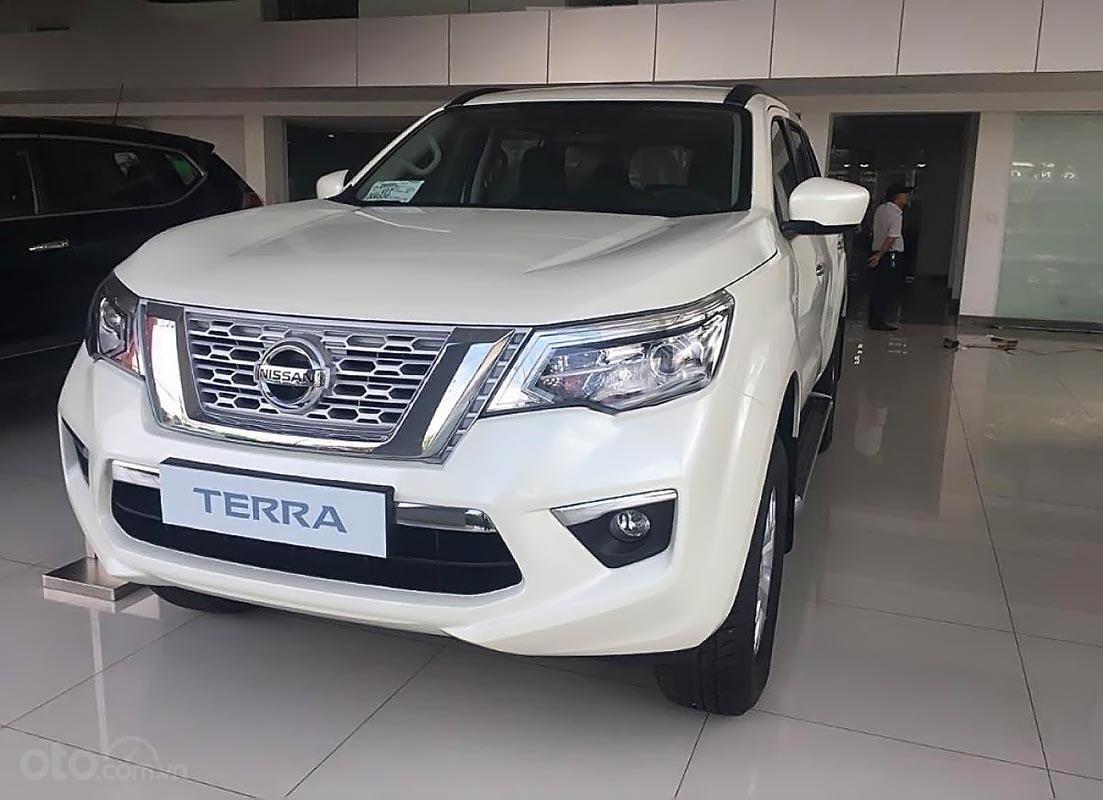Bán Nissan Terra 2019 - SUV 7 chỗ - Hoàn toàn mới-4