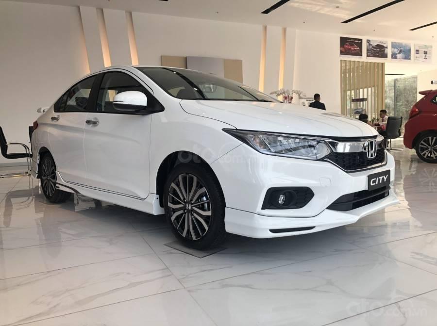 Xe Honda City 2019 - đạt chuẩn An toàn 5* - Giá xe Honda City KM tháng 5 lên đến 30 triệu đồng-0