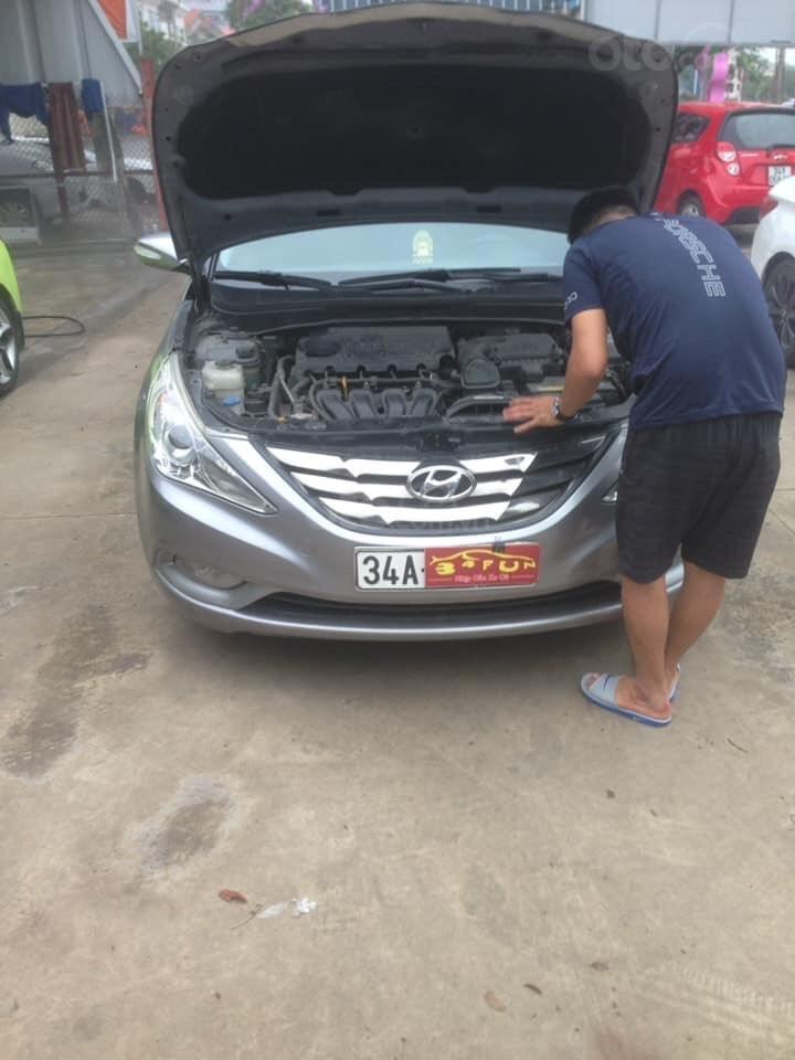 Bán gấp Hyundai Sonata 2010, tự động, 535 triệu-1