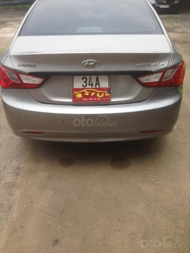 Bán gấp Hyundai Sonata 2010, tự động, 535 triệu-0
