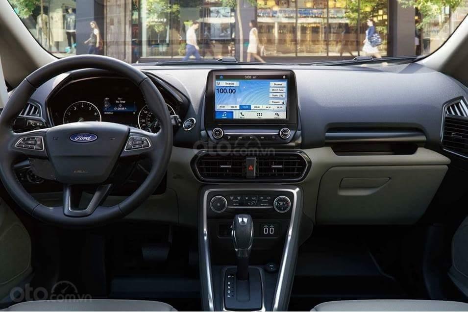 Cần bán xe Ford EcoSport đời 2019, màu xanh lam-4