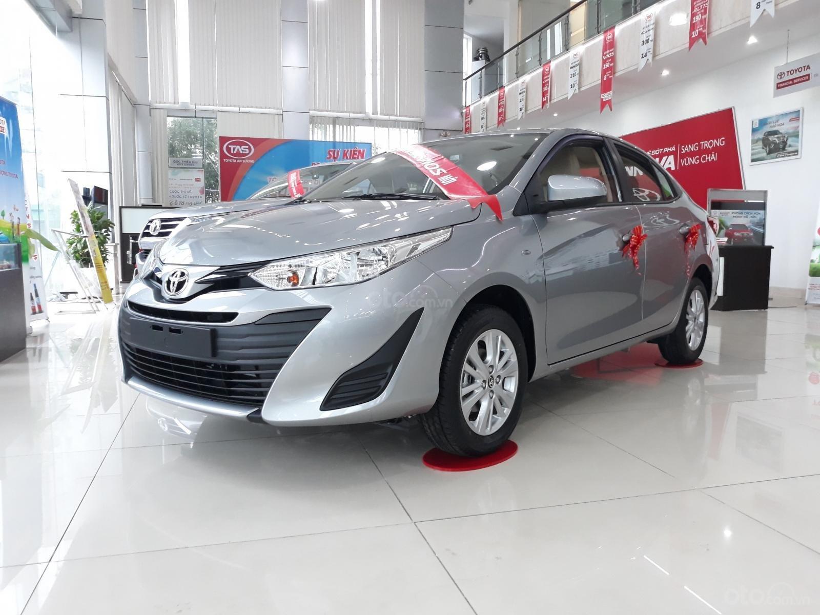 Bán Vios 2019 chường trình ưu đãi lớn tại Toyota An Sương-0
