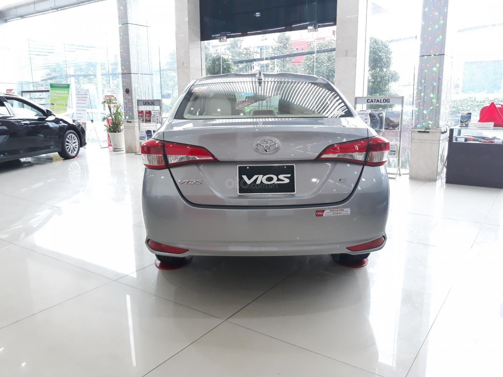 Bán Vios 2019 chường trình ưu đãi lớn tại Toyota An Sương-1