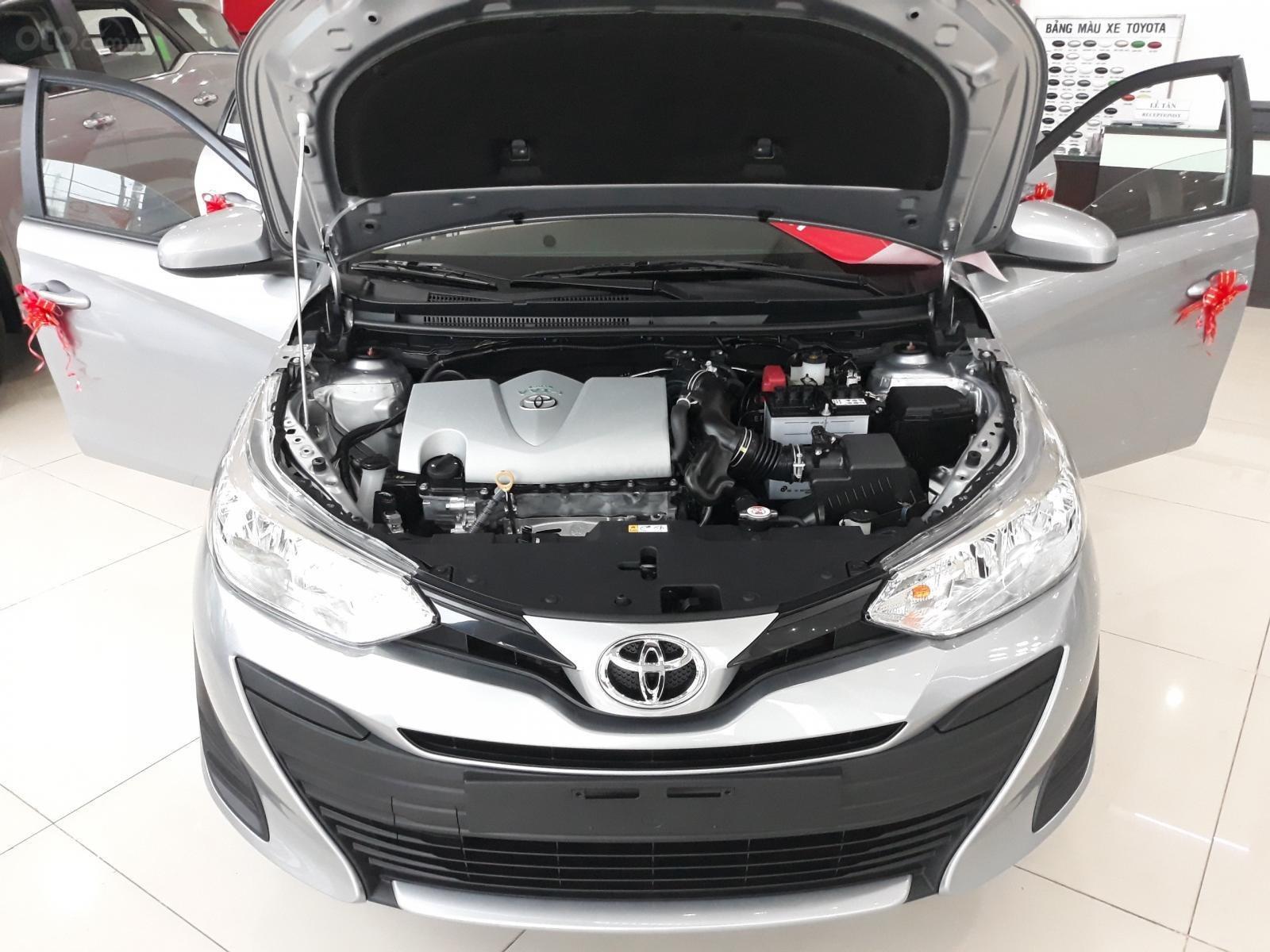 Bán Vios 2019 chường trình ưu đãi lớn tại Toyota An Sương-2