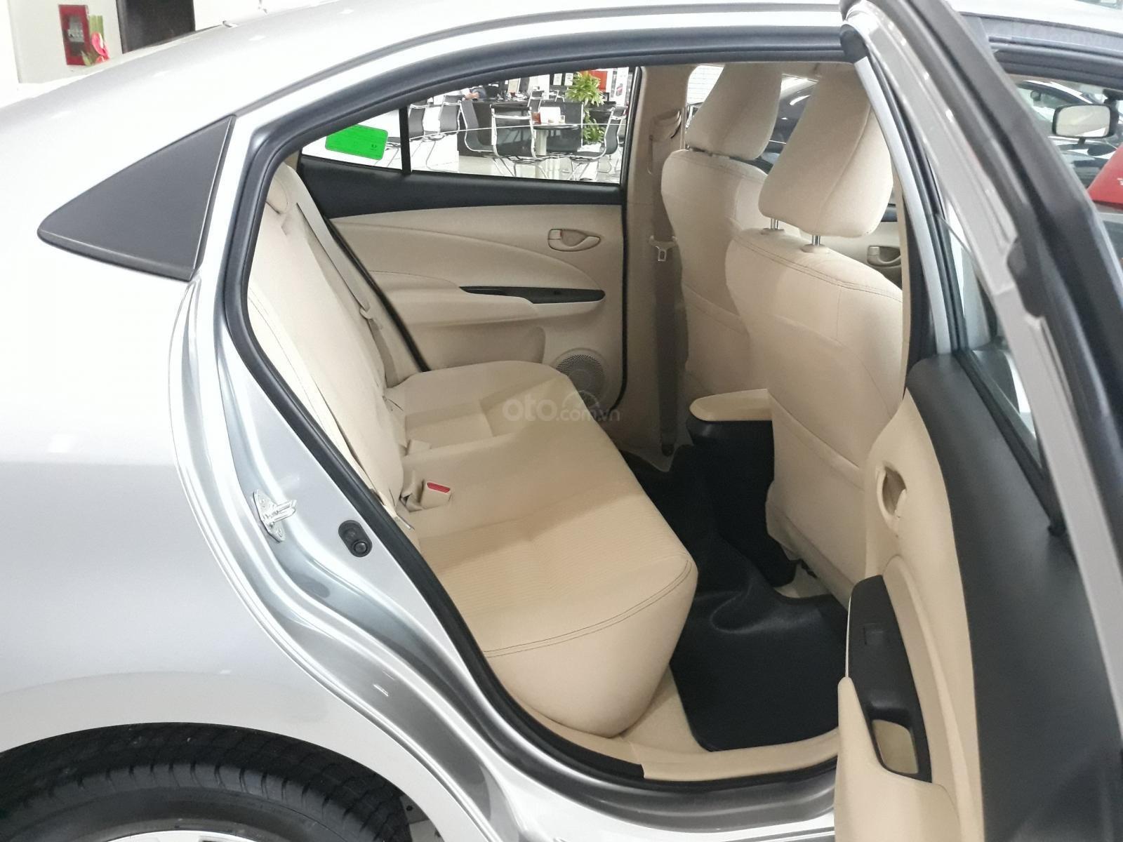 Bán Vios 2019 chường trình ưu đãi lớn tại Toyota An Sương-3