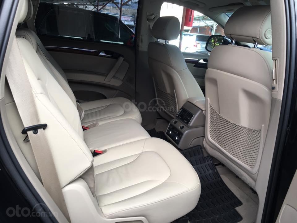 Mình cần bán chiếc Audi Q7 model 2008, màu đen, bản full option, nhập khẩu Đức-3