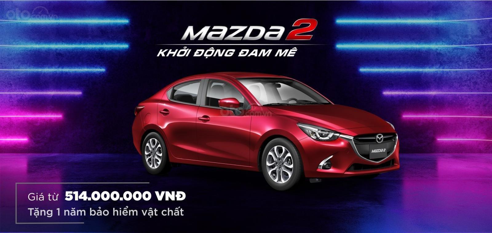 Bán xe Mazda CX 5 sản xuất 2019, màu đỏ tại Mazda Phạm Văn Đồng-1