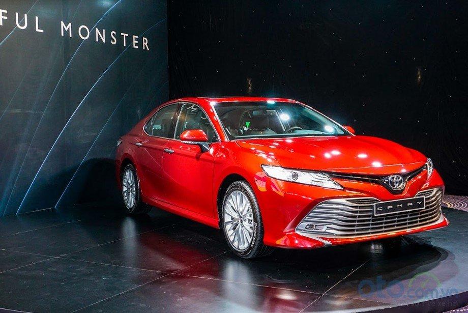 Toyota chiếm tới 24,8% thị phần ô tô trong tháng 4 vừa qua.