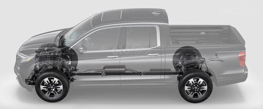 Ưu nhược điểm Honda Ridgeline 2019: có bản AWD mạnh mẽ