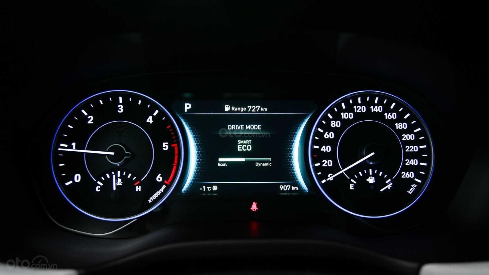 Ảnh chi tiết Hyundai Palisade sắp về Việt Nam bản dành cho thị trường Hàn a16