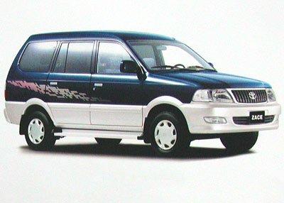 Đánh giá xe Toyota Zace