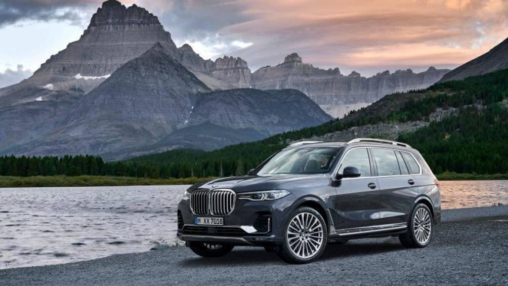 Đánh giá xe BMW X7