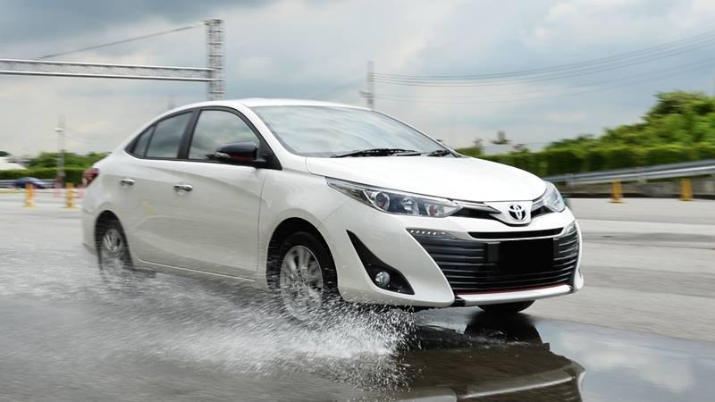 Toyota Vios 2019 tại Việt Nam...