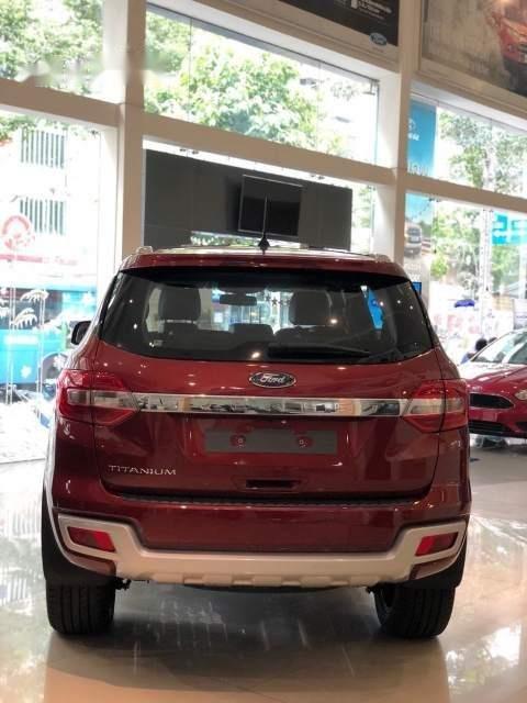 Cần bán xe Ford Everest năm 2019, màu đỏ, nhập khẩu, mới 100%-2