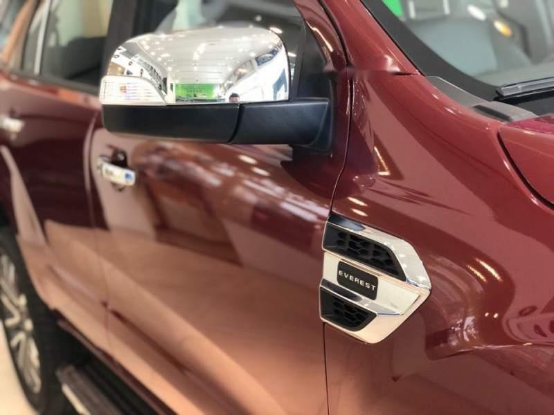 Cần bán xe Ford Everest năm 2019, màu đỏ, nhập khẩu, mới 100%-3