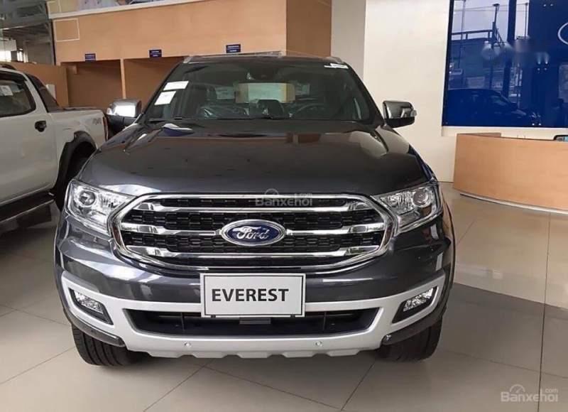 Bán Ford Everest 2.0L Single Turbo Ambiente MT năm 2019, nhập khẩu nguyên chiếc, mới 100%-0