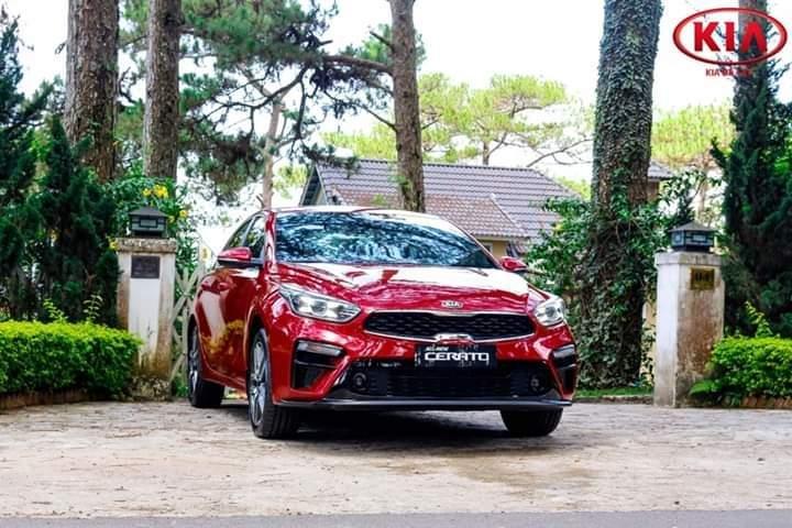 Kia Cerato 2019 giảm ngay tiền mặt, tặng gói bảo dưỡng 20.000km, hỗ trợ 85%, xe có sẵn giao ngay-1
