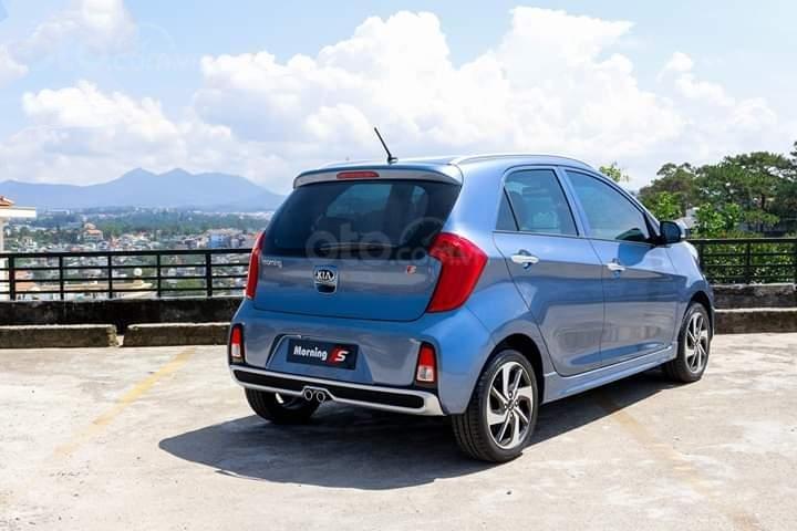 Kia Morning giảm ngay tiền mặt, tặng phiếu ưu đãi bảo dưỡng 20.000km, hỗ trợ 85%, xe đủ màu, có sẵn giao ngay (3)