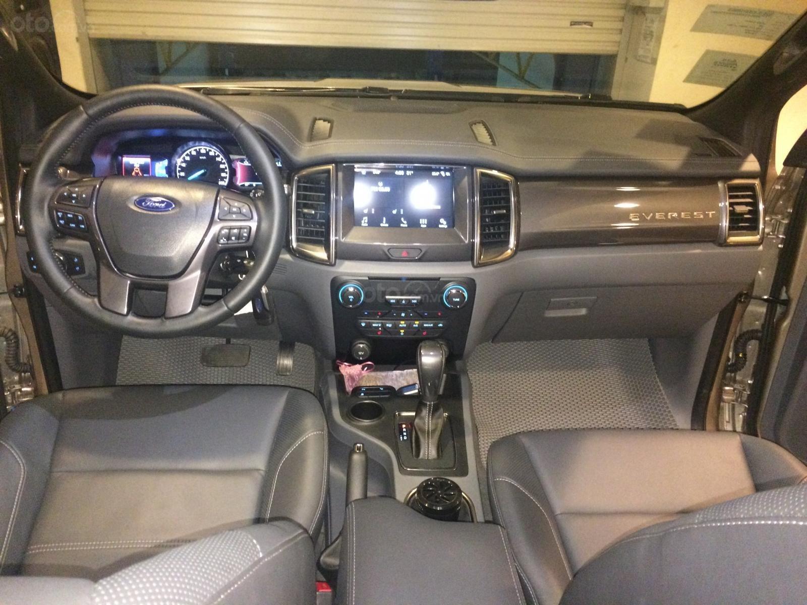 Bán Ford Everest Titanium 2016, xe bán và bảo hành tại Ford, hỗ trợ trả góp-7