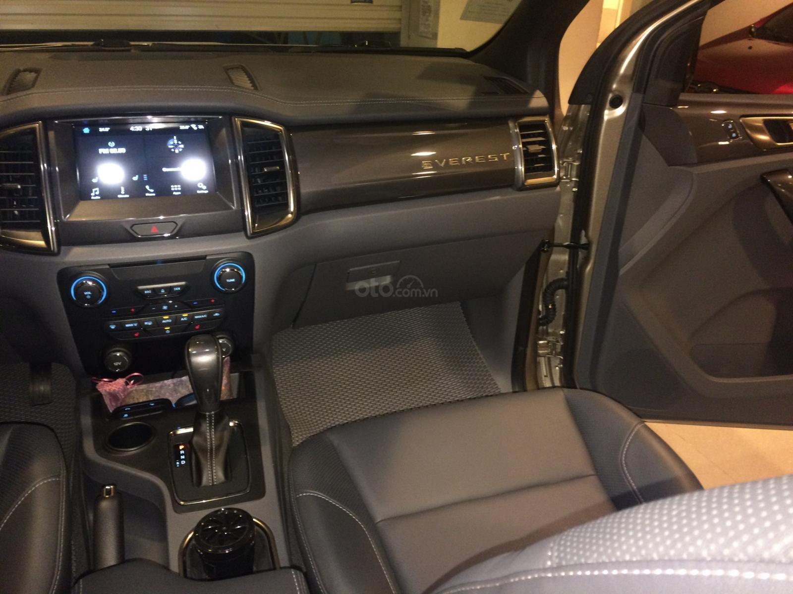 Bán Ford Everest Titanium 2016, xe bán và bảo hành tại Ford, hỗ trợ trả góp-9