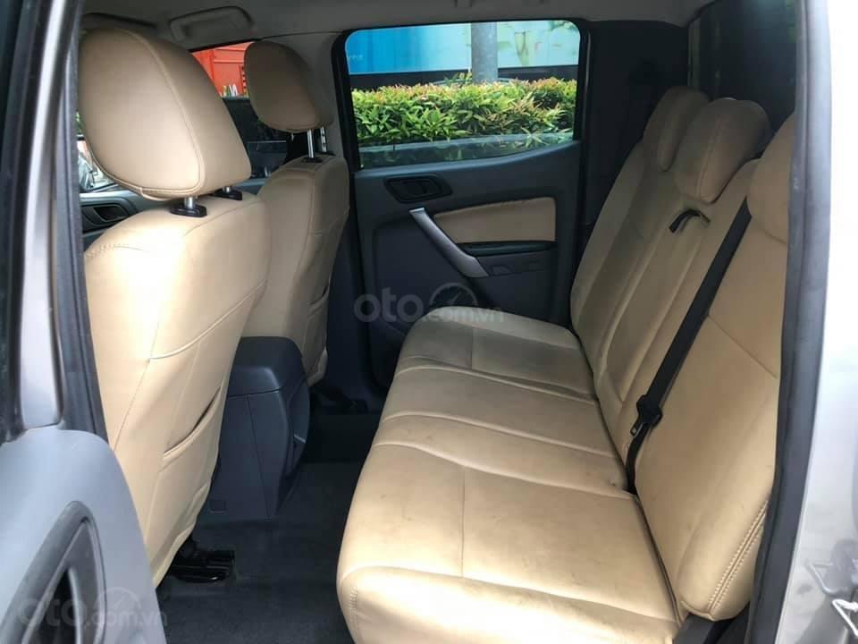Bán xe Ford Ranger XLS AT đời 2016, màu bạc, nhập khẩu nguyên chiếc, giá chỉ 582 triệu-4