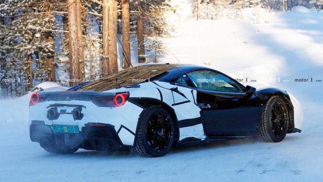 Ferrari tung tin úp mở về công suất của dòng siêu xe hybrid a2