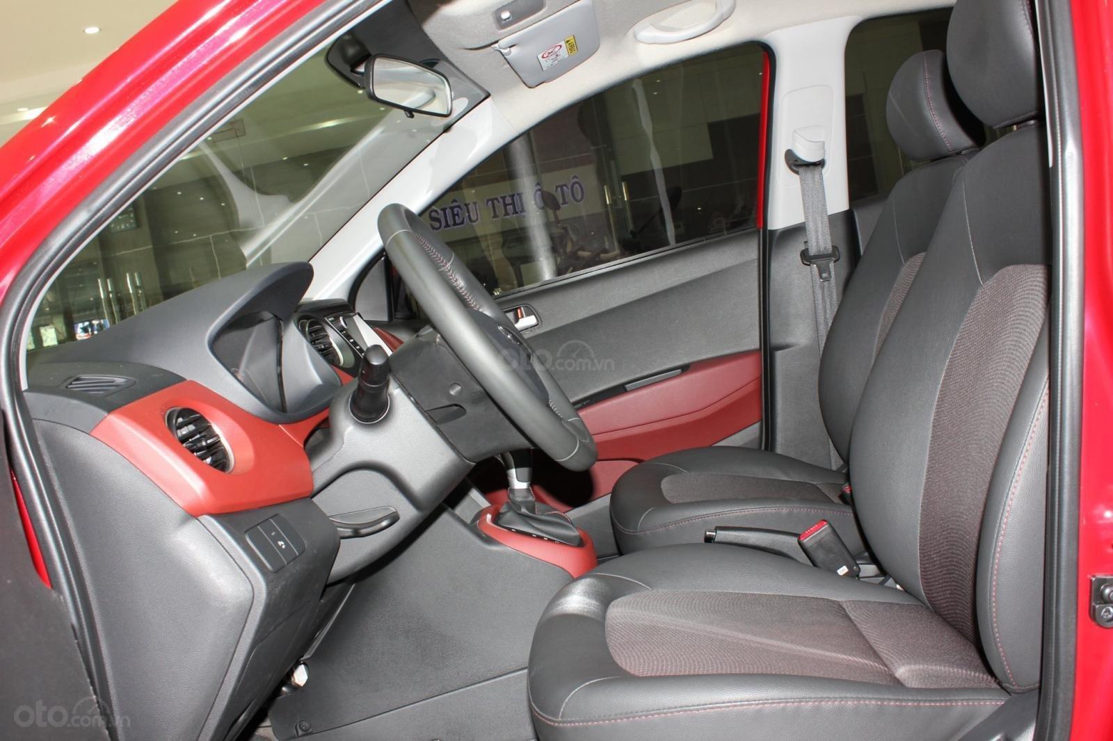Hot hot hốt ngay Hyundai Grand i10 với giá cực hót và quà tặng hấp dẫn-7