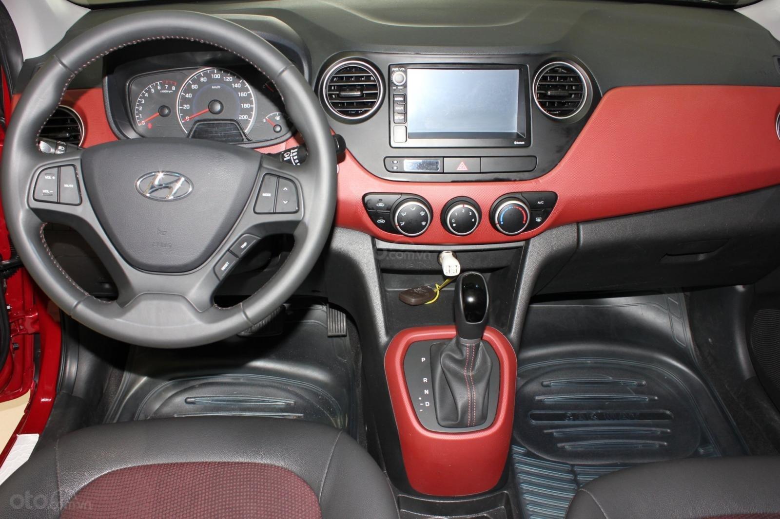 Hot hot hốt ngay Hyundai Grand i10 với giá cực hót và quà tặng hấp dẫn-9