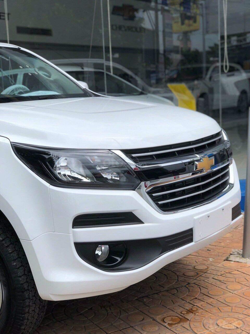 Xe bán tải Chevrolet Colorado MY19, xe nhập, giao ngay, ưu đãi sốc tháng 5-2