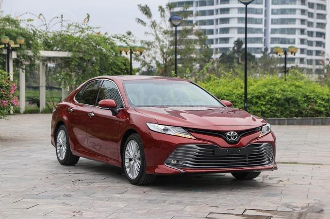 Mua Toyota Camry 2.5Q 2019 nhập khẩu xe giao ngay-0