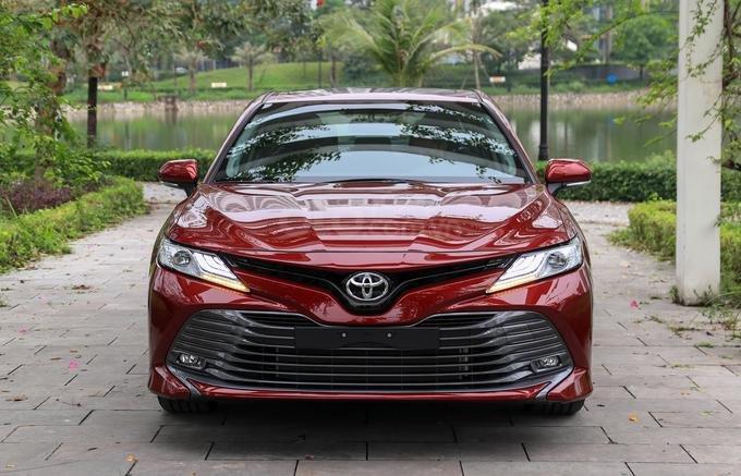 Mua Toyota Camry 2.5Q 2019 nhập khẩu xe giao ngay-2