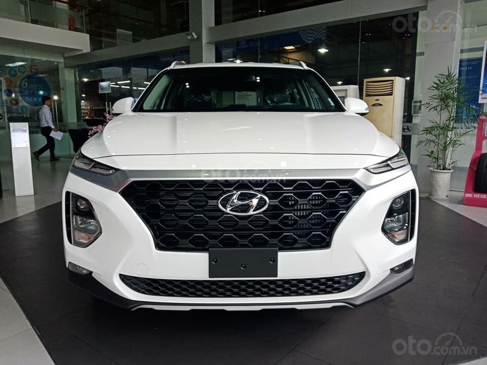Hyundai Santa Fe 2019, full các bản từ 995tr, giao xe ngay, đủ màu, tặng gói phụ kiện hấp dẫn không giới hạn-0