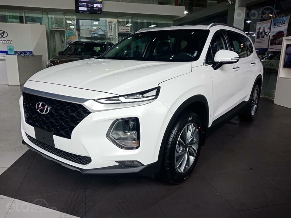 Hyundai Santa Fe 2019, full các bản từ 995tr, giao xe ngay, đủ màu, tặng gói phụ kiện hấp dẫn không giới hạn-1