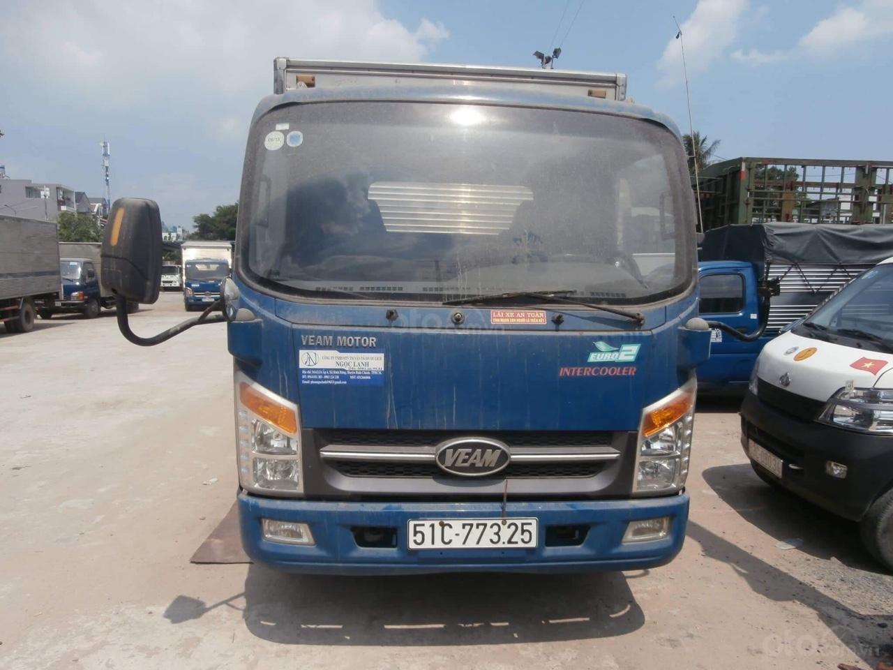 Cần bán Veam VT200 năm 2016, màu xanh lam BKS 51C-773.25 (4)