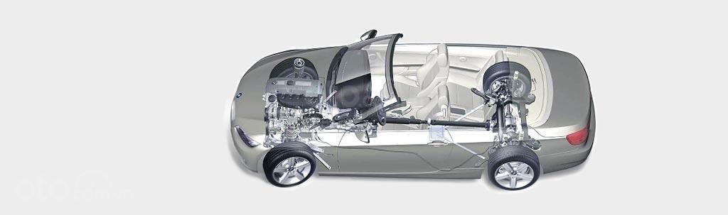 BMW cam kết không từ bỏ dẫn động cầu sau